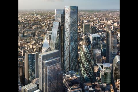 1 Undershaft Eric Parry